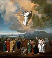 Η Ανάληψη του Ιησού Χριστού