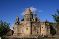 Ετσαματζίν - ο Αρχαιότερος Καθεδρικός