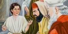 Ο Ιησούς Χριστός στο Ναό