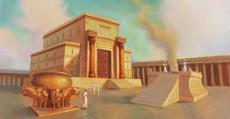 Απεικόνιση του ναού του Σολομώντα