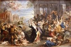 Η Σφαγή των Νηπίων - Πίνακας του Ρούμπενς