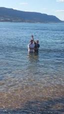 Βάπτιση στη Θάλασσα
